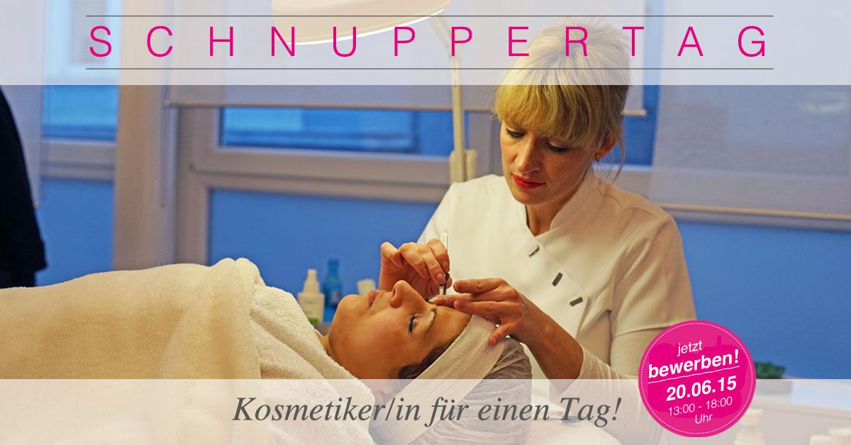 Schnuppertag Ausbildung - Kosmetikschule Schäfer 03