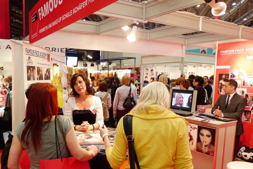Kosmetikschule Schäfer_Messe Düsseldorf_05