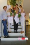 Kosmetikschule Schäfer 001 Ausbildung in med. Fußpflege 05.2011