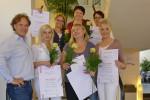 Kosmetikschule Schäfer Ausbildung in med. Fußpflege 05.2011