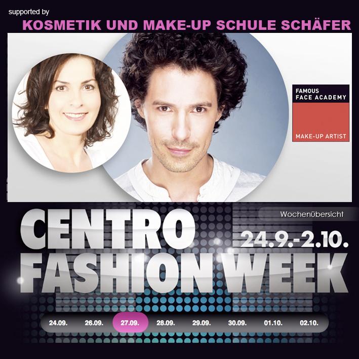 Famous Face Academy CentrO Boris Enrtup + Astrid Rudolph 2011