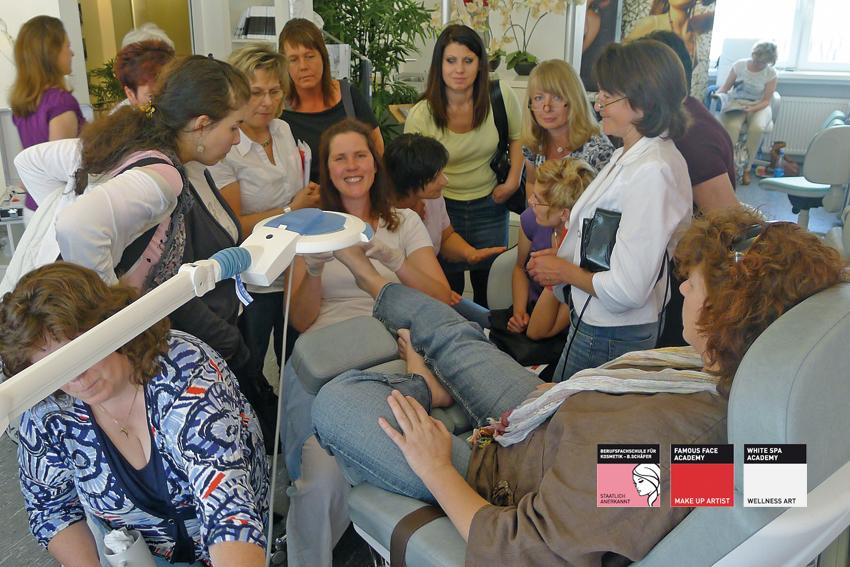 Kosmetikschule Schäfer Sachkundenachweis der Infektionshygieneverordnung