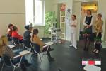 Ausbildungsberuf Kosmetikerin 002 - Abschlussklasse der Fachkosmetikerinnen Frühjahr 2012 - Kosmetikschule Schäfer