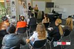 Ausbildungsberuf Kosmetikerin 003 - Abschlussklasse der Fachkosmetikerinnen Frühjahr 2012 - Kosmetikschule Schäfer