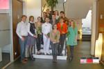 Ausbildungsberuf Kosmetikerin 007 - Abschlussklasse der Fachkosmetikerinnen Frühjahr 2012 - Kosmetikschule Schäfer
