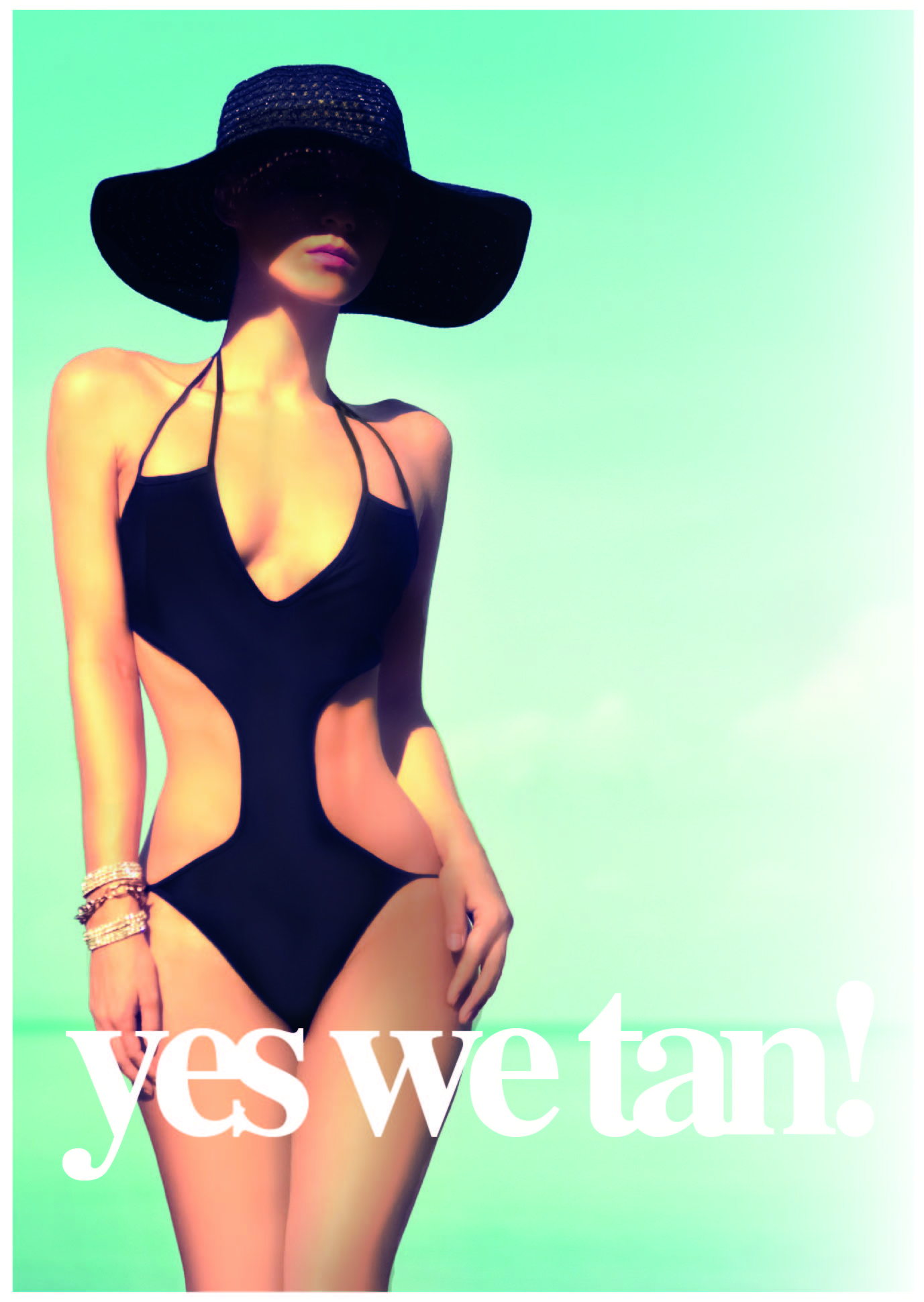 Tanning Bild - yes we tan!