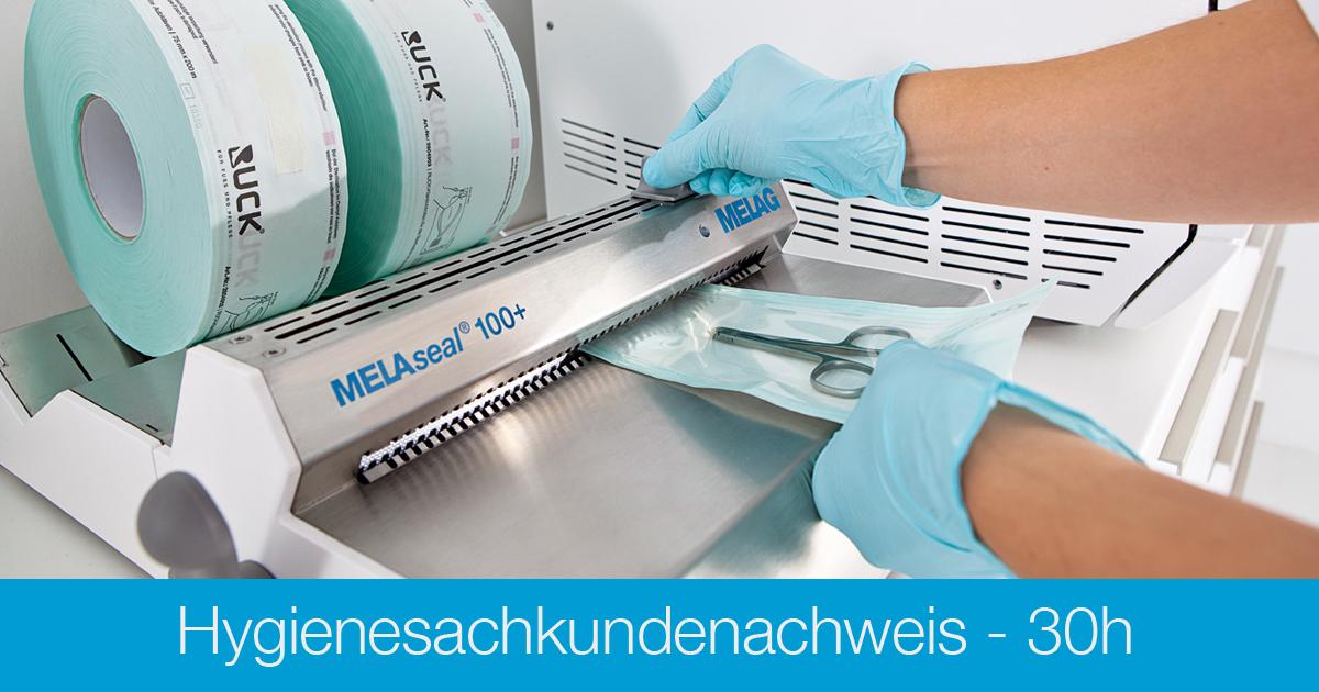 Ausbildung Hygienesachkundenachweis - Spezialkurs 30h - Kosmetikschule Schäfer