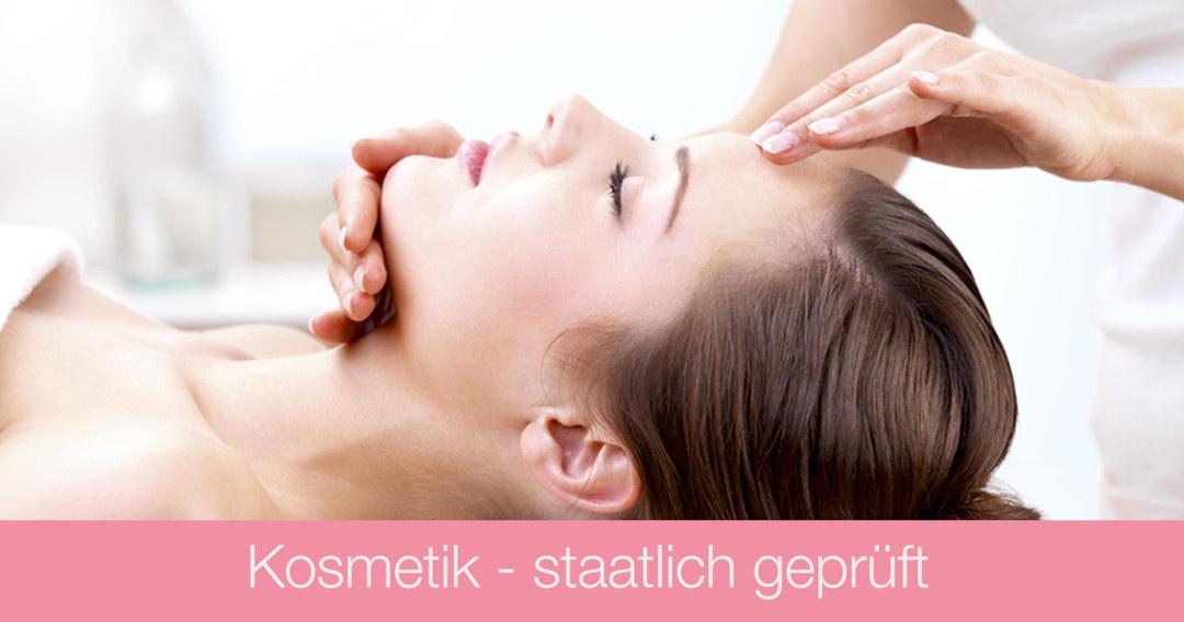 Ausbildung Kosmetik - Kosmetik staatlich geprüft - Kosmetikschule Schäfer