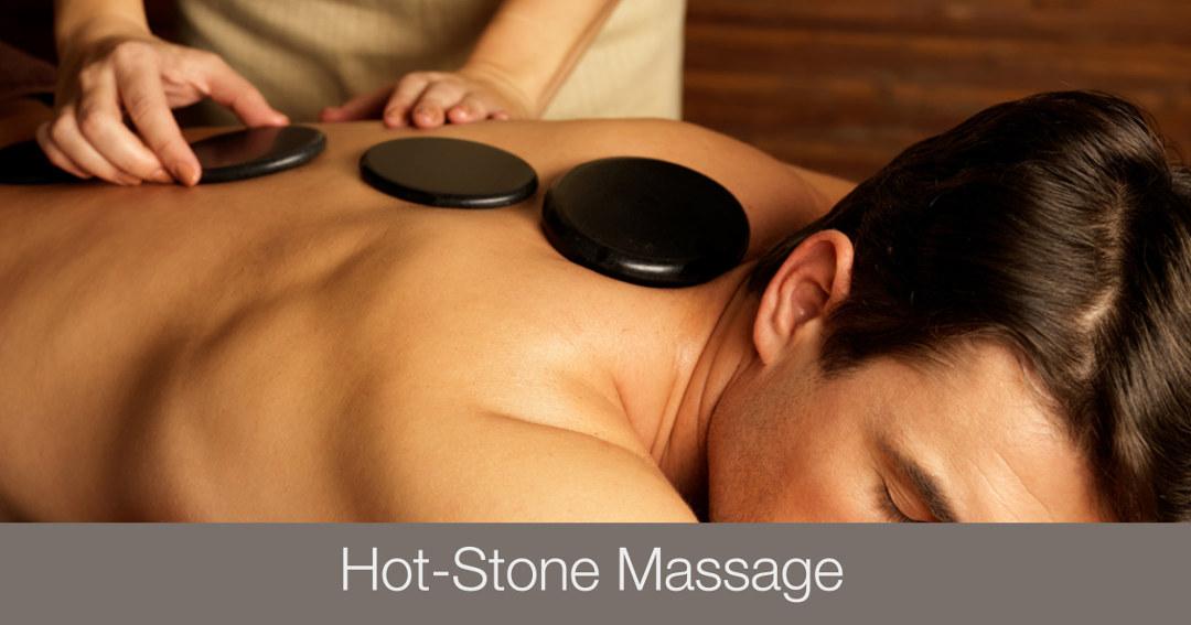 Ausbildung Massage - Hot Stone Massage - Kosmetikschule Schäfer