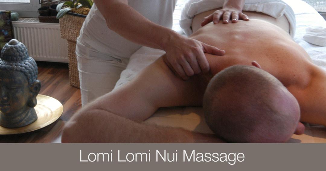 Ausbildung Massage - Lomi Lomi Nui - Kosmetikschule Schäfer
