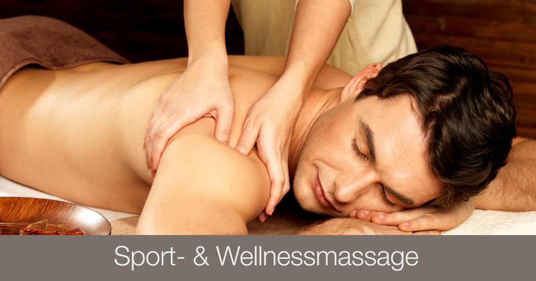 Ausbildung Massage - Sport + Wellnessmassage - Kosmetikschule Schäfer