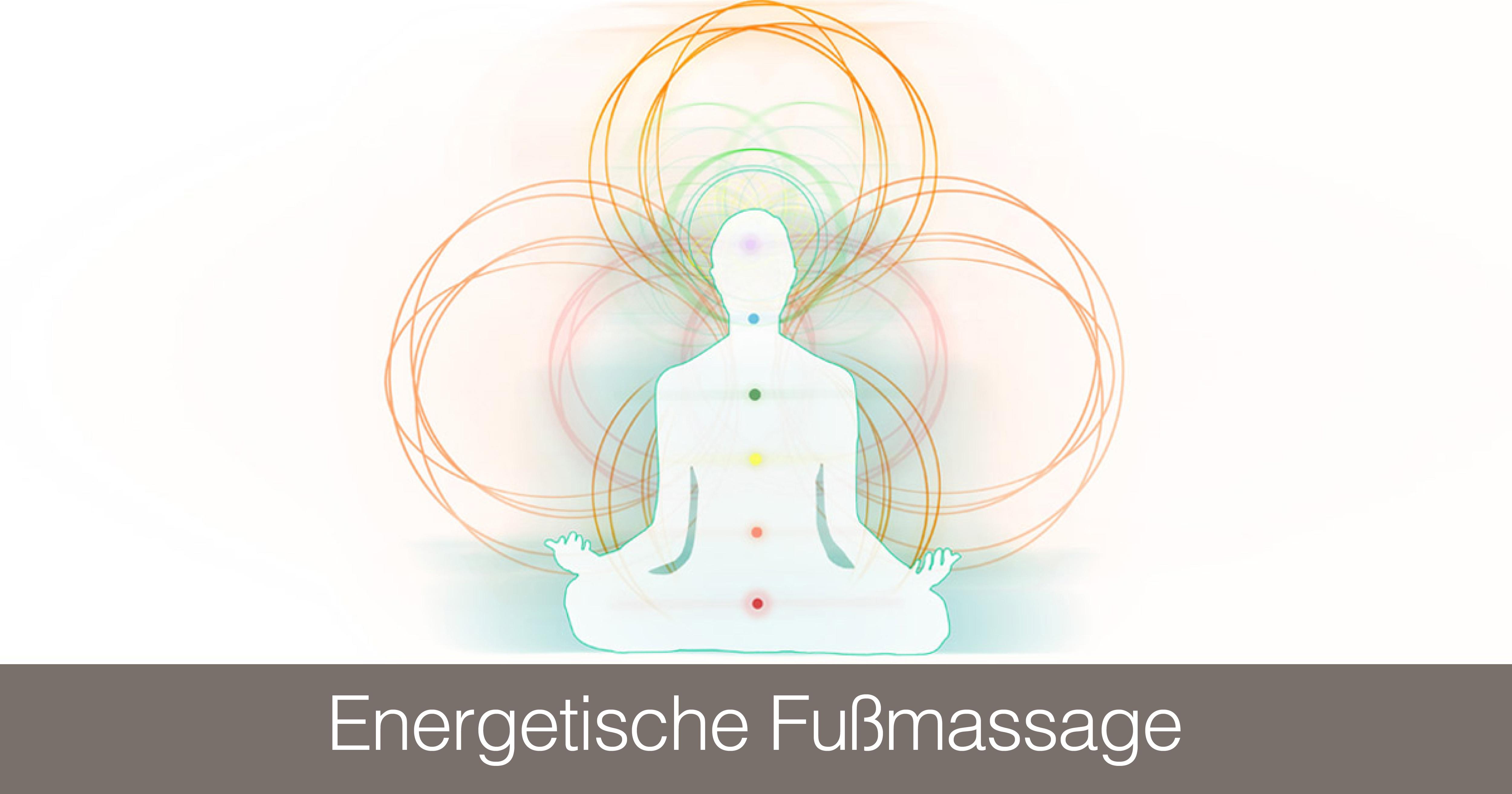 Ausbildung Massage - energetische Fußmassage - Kosmetikschule Schäfer