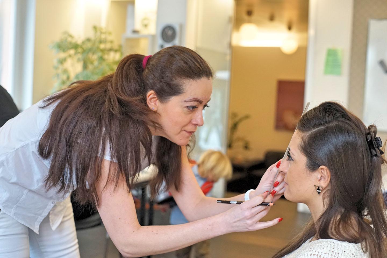 Microlading Ausbildung 08 - Kosmetikschule Schäfer