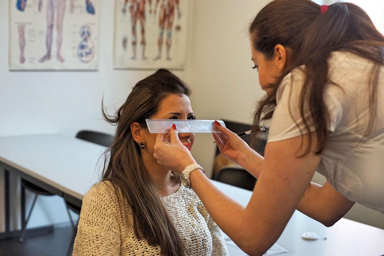 Microlading Ausbildung 10 - Kosmetikschule Schäfer