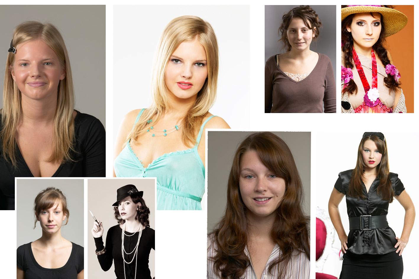 make-up Kosmetikschule Schäfer