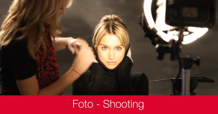 Ausbildung Make-up - Foto shooting - Kosmetikschule Schäfer 2