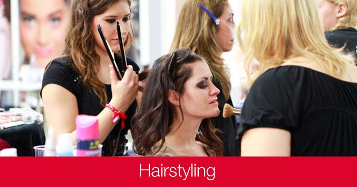 Ausbildung Make-up - Hairstyling - Kosmetikschule Schäfer