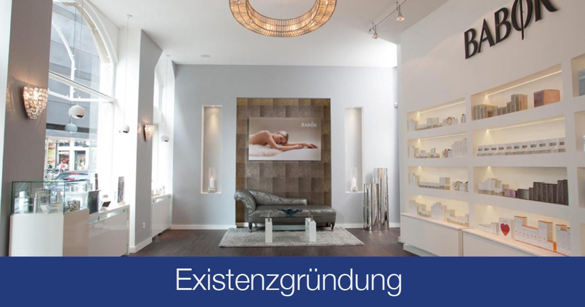 Ausbildung Unternehmensführung - Existensgründung - Kosmetikschule Schäfer