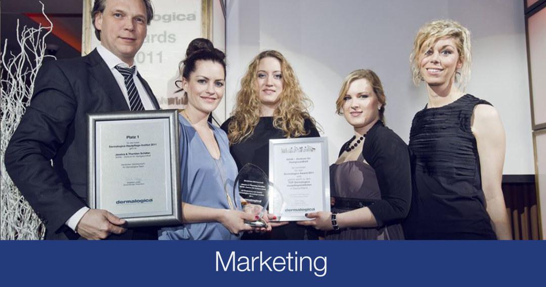 Ausbildung Unternehmensführung - Marketing - Kosmetikschule Schäfer