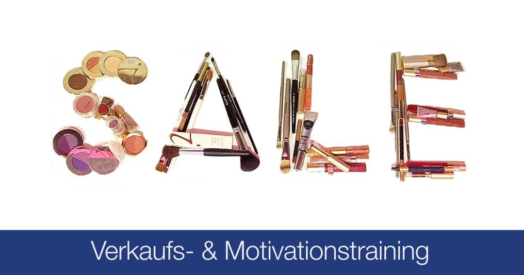 Ausbildung Unternehmensführung - Verkaufs + Motivationstraining - Kosmetikschule Schäfer