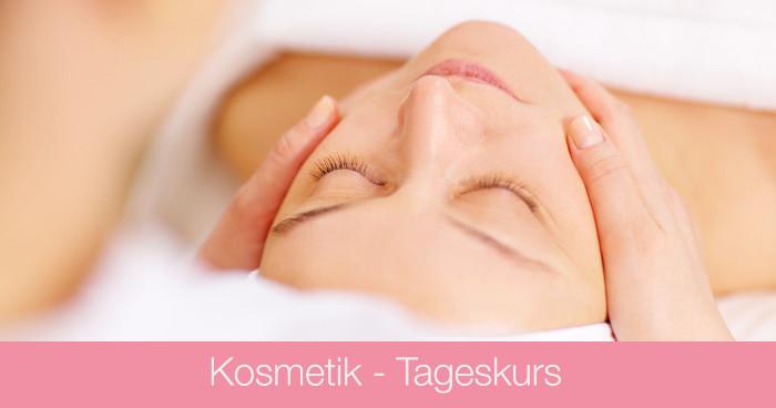 Ausbildung Kosmetik - Kosmetik Tageskurs - Kosmetikschule Schäfer