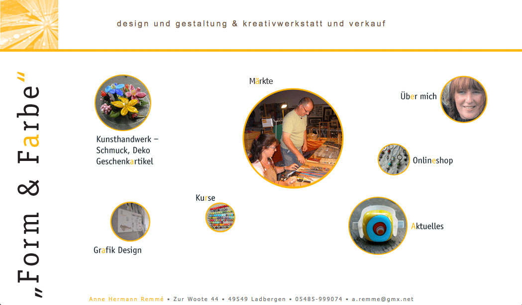 Form + Farbe - Ladbergen - Kosmetikschule Schäfer