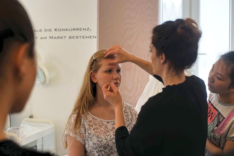 Microblading Ausbildung A01 - Kosmetikschuel Schäfer