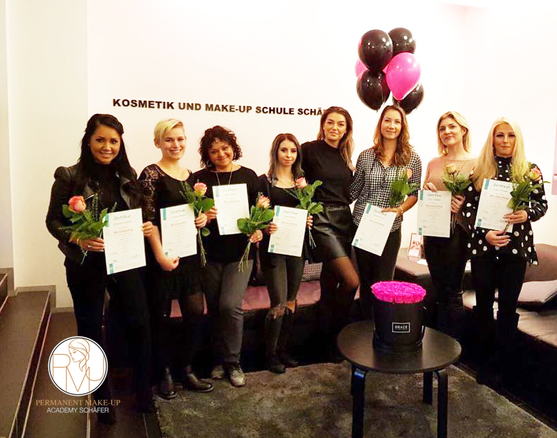 Microblading Ausbildung - Kosmetikschule Schäfer - Phibrows