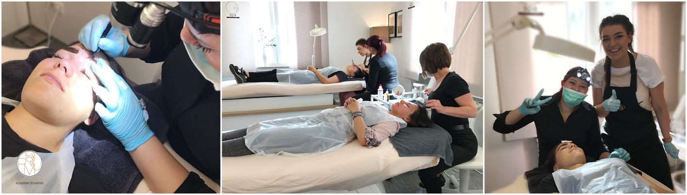 Microblading - Kosmetikschule Schäfer - PMU Schäfer 16