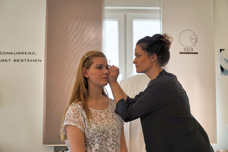 Microlading Ausbildung 15 - Kosmetikschule Schäfer
