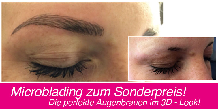 Microblading + Permanent Make-up - SKIN8 Kosmetikinstitut Gießen - 2015 fb