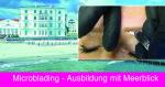 Microblading Ausbildung 01 - Kosmetikschule Schäfer - Grandhotel Heiligendamm 092015 fb