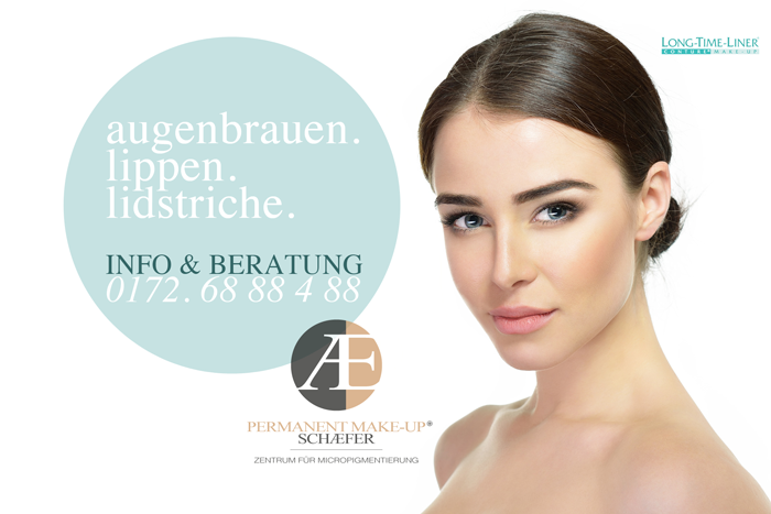permanent Make-up Schäfer - Giessen, Wetzlar, Marburg