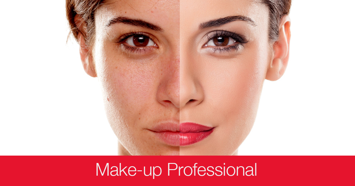 Ausbildungen Make-up - Professional - Kosmetikschule Schäfer