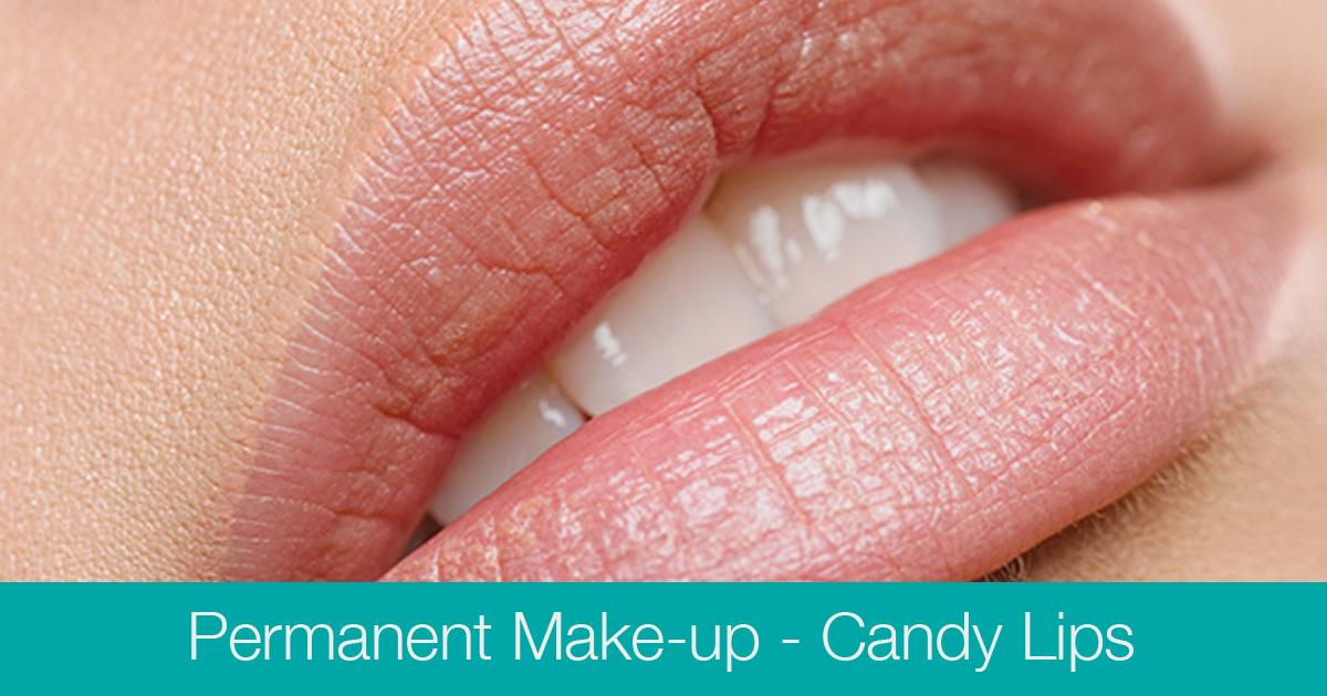 Ausbildung Permanent Make-up Candy Lips - Kosmetikschule Schäfer