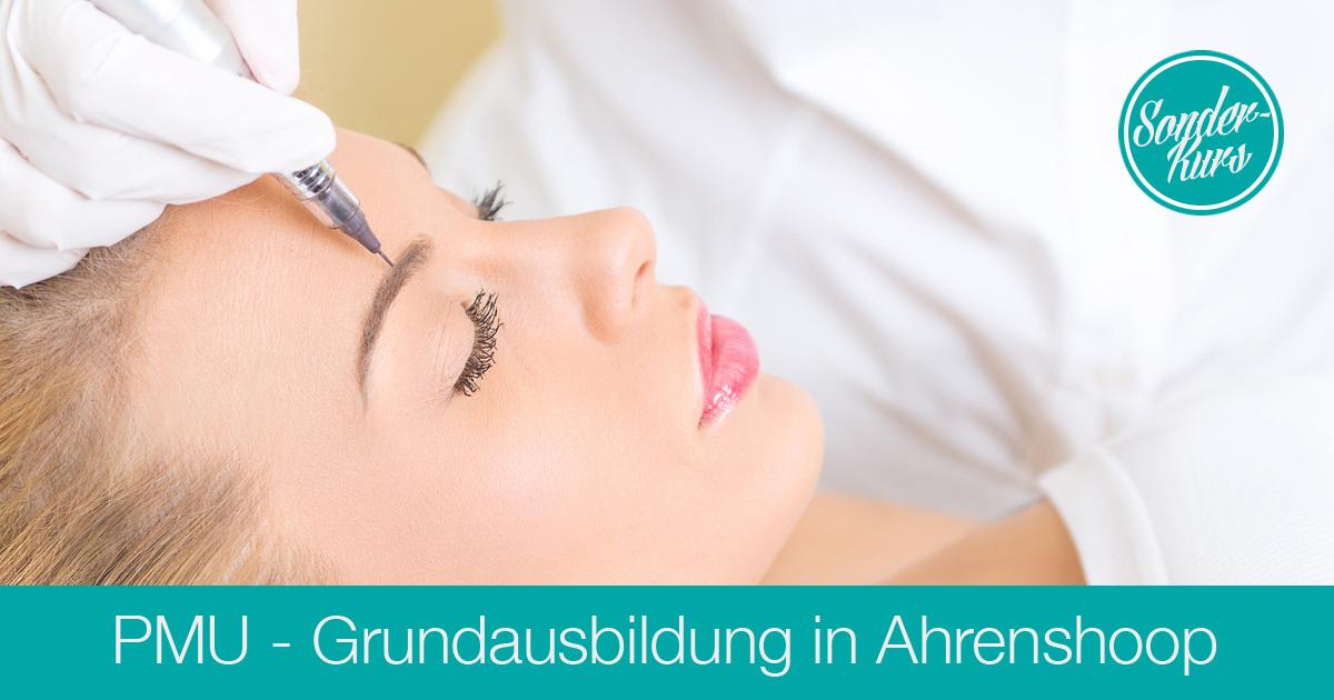 Ausbildung Permanent Make-up Grunbdkurs Ahrenshoop - Kosmetikschule Schäfer
