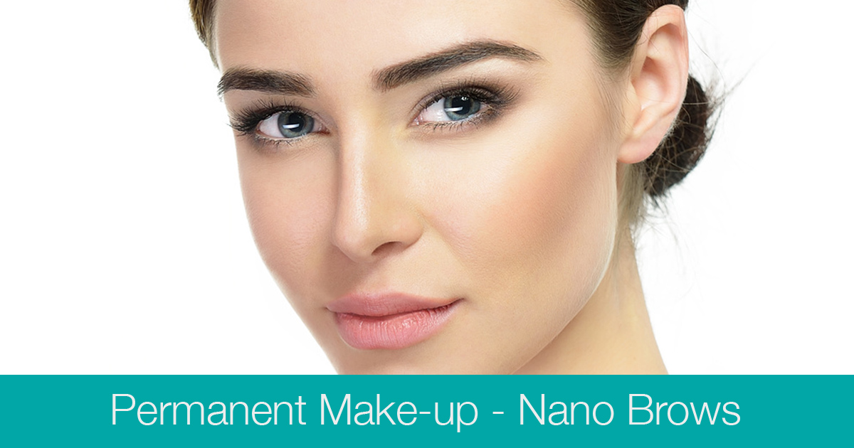 Ausbildung Permanent Make-up Nano Brows - Kosmetikschule Schäfer