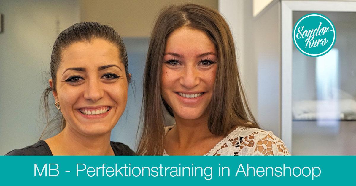 Microblading Perfektionstraining Ahrenshoop - Ausbildung Permanent Make-up Microblading - Kosmetikschule Schäfer