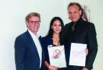 BABOR_Finale Stipendium Kosmetikschule Schäfer_Übergabe2