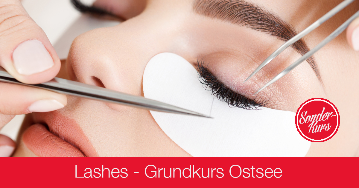 Ausbildung Make-up - Captivating Lashes Ostsee Ahrenshoop - Kosmetikschule Schäfer