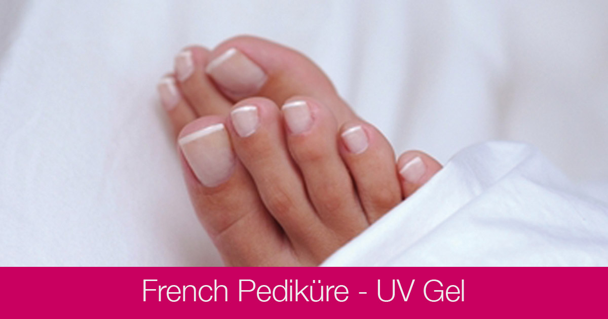 Ausbildung French Pediküre - UV Gel- Kosmetikschule Schäfer