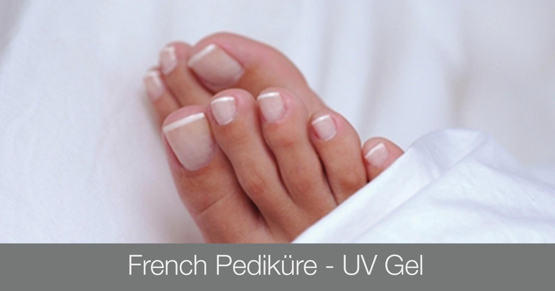 Ausbildung Fußpflege - French Pediküre - Kosmetikschule Schäfer