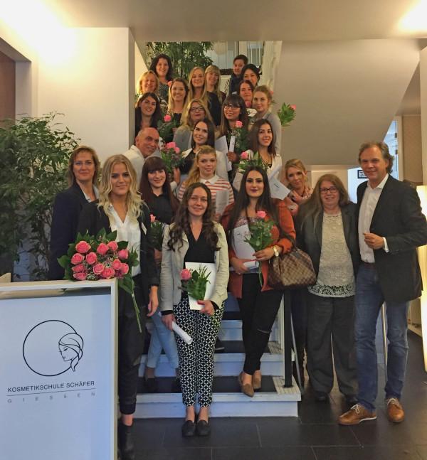 Kosmetikschule Schäfer 03 - staatlich geprüfte Kosmetikerinnen