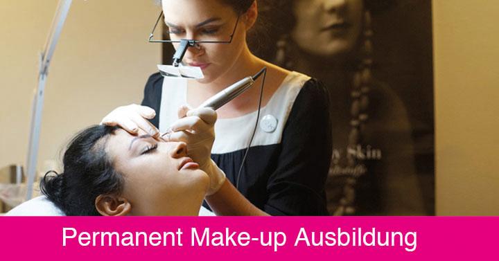 Permanent Make-up Ausbildung - Kosmetikschule Schäfer - 092015 fb