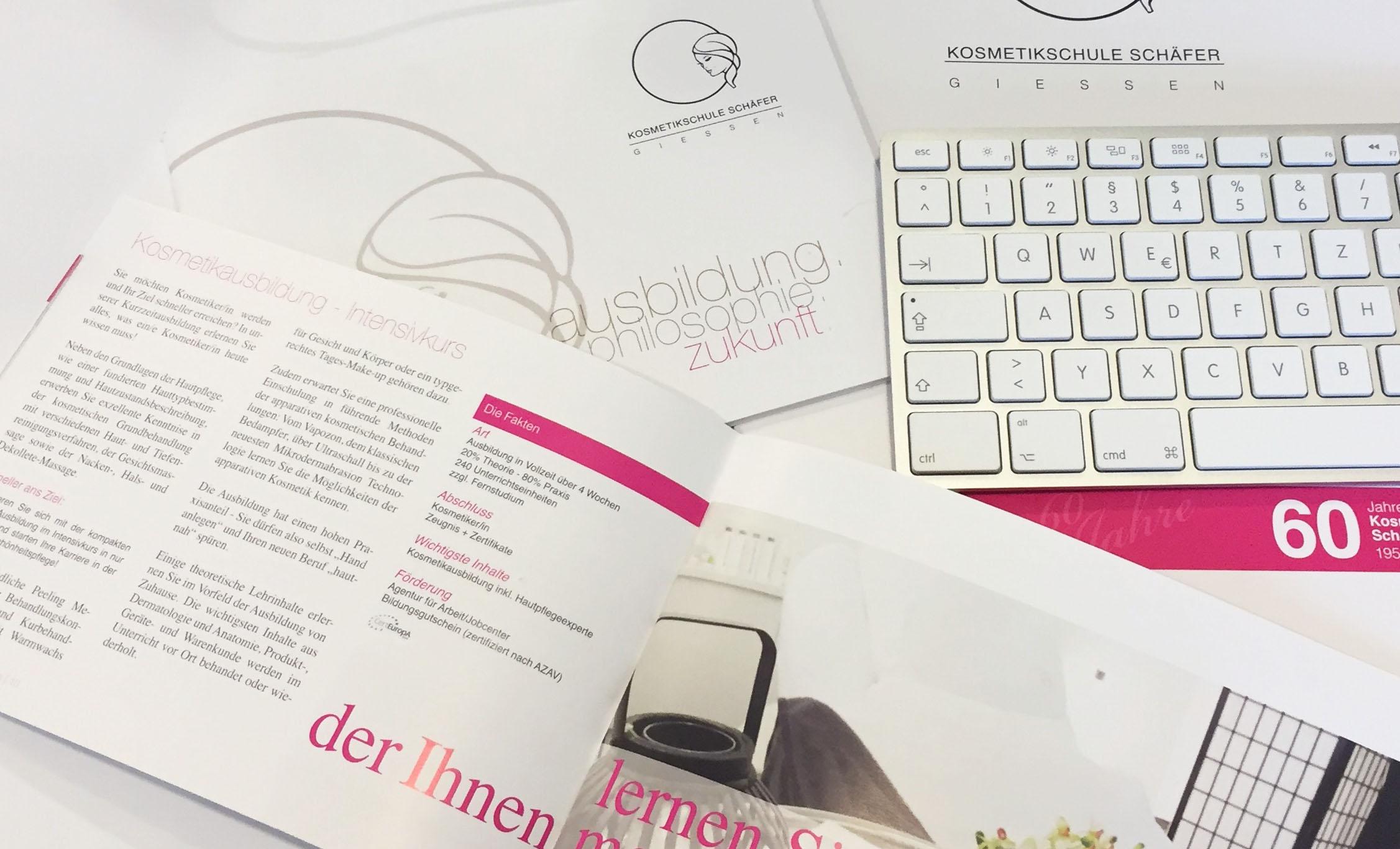 Kosmetikschule Schäfer - Bürokauffrau gesucht