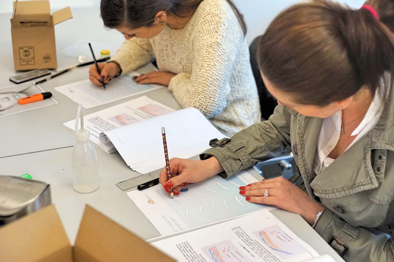 Microlading Ausbildung 03 - Kosmetikschule Schäfer