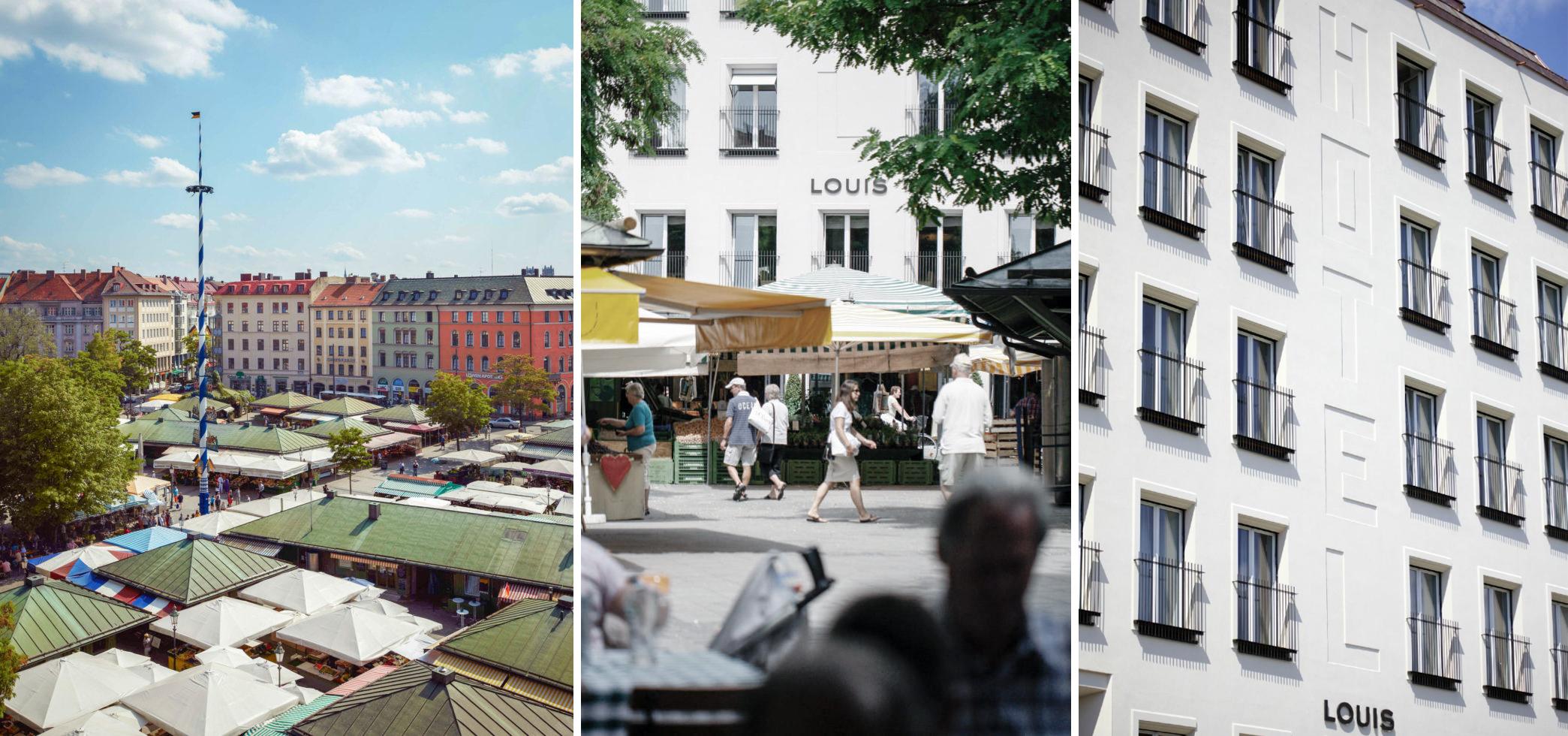 Hotel Louis 12 - Viktualienmarkt Microblading Ausbildung München - Kosmetikschule Schäfer